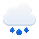Esős, szeles